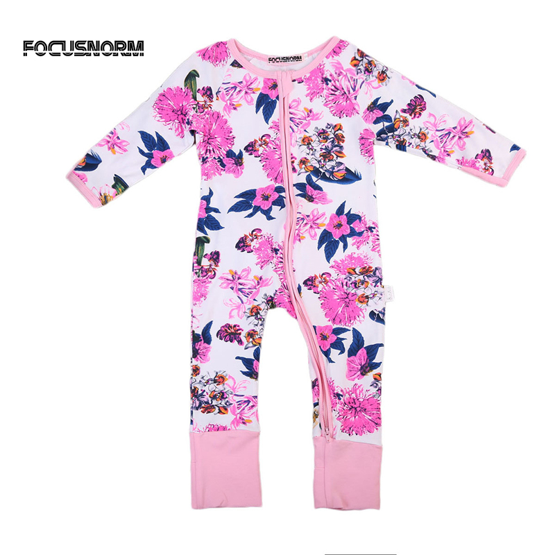2017 Children's Clothing Pajamas Newborn baby rompers baby cotton long-sleeved overalls Boys Girls Autumn bebes clothes 2017 children s clothing pajamas newborn baby rompers baby cotton long sleeved overalls boys girls autumn bebes clothes sr105