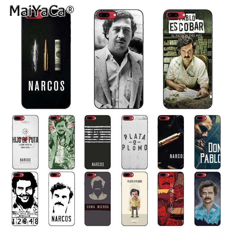 funda iphone 6s plus narcos