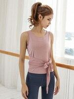 2019 summer women yoga padded shirt women shockproof sports bras breathable athletic fitness running vest tops gym shirt
