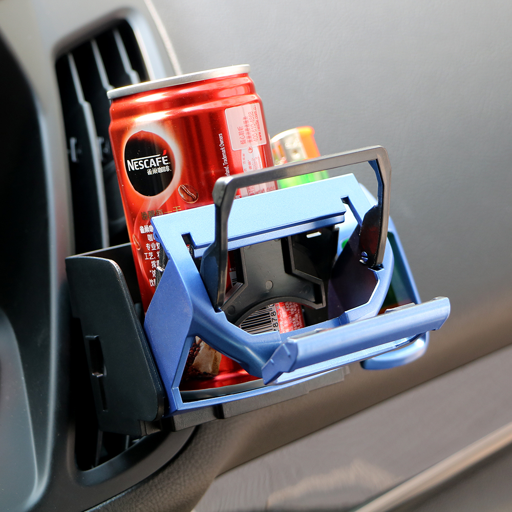 Auto Drink Holder Car Accessories Car-styling Oututlet Water Cup Stand Stowing Tidying Car Air Vent Cup Holder for Cigarette