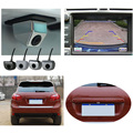 free shipping new Brand Silver 170 Degree Diagonal Waterproof Car Rearview Reverse Back Up Color CMOS NTSC Camera