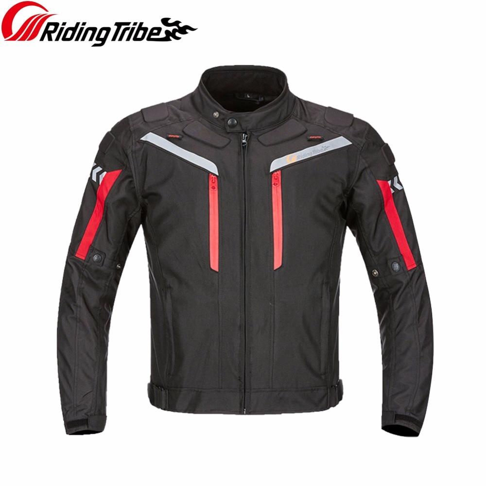 Riding Tribe Motorcycle Jacket Summer Waterproof Reflective Protective Motocross Professional Moto Racing Coat Clothing JK-40 лосьон sea of spa refreshing facial toner