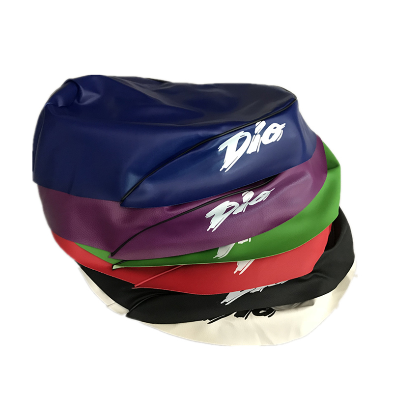 Motorcycle Seat Cover Imitation Leather Multicolor Multicolor Seat Cover For HONDA DIO AF27/AF28