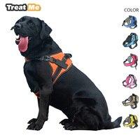 Szelki dla psów Dużych Psów i Małych Psów Nadaje Nylonu Kamizelka Netto tkaniny Na Drzwi Pet Szkolenia Narzędzia Regulowany Chest Harness Leash Set