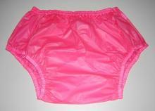 Боксеры тянуть мочи пвх нижнее пластиковые шорты белье мужчин брюки мужчины