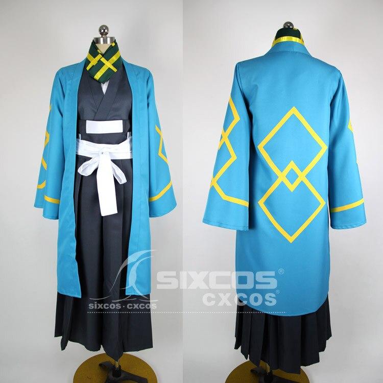 Anime LOG HORIZON Cosplay Party Kimono S XL Free Shipping NEW