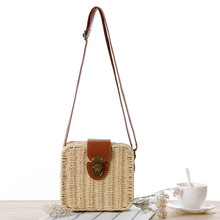 Mode-Design Vintage Frauen Messenger Bags Strick Sperren Umhängetaschen Für Frauen 2016 Dame Kupplungen Geldbörse Famouse Handtaschen T395