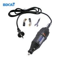 BDACT marke Neue 220 v 180 watt Elektrische Dremel Variabler Geschwindigkeit Mini Bohrer Schleifmaschine mit eu stecker-in Elektrische Bohrmaschinen aus Werkzeug bei
