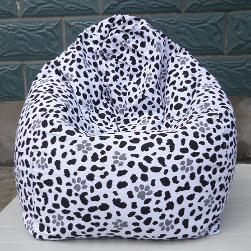 Colorful Living Room Bean Bag Shell
