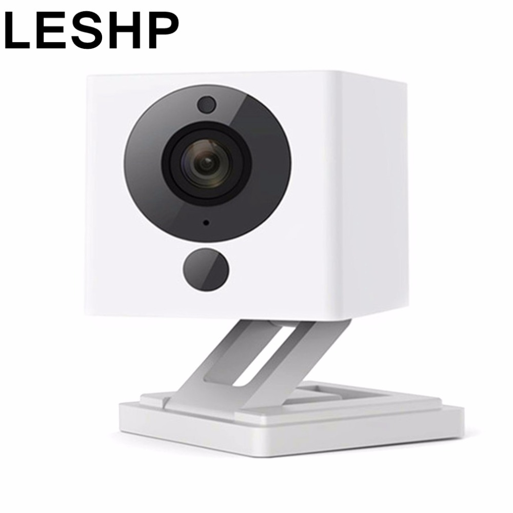 LESHP Full HD 1080P Small Infrared Night Vision Mini Camera Audio Recorder 110 Degree Wide Angle 64GB Cameras Video Recorder