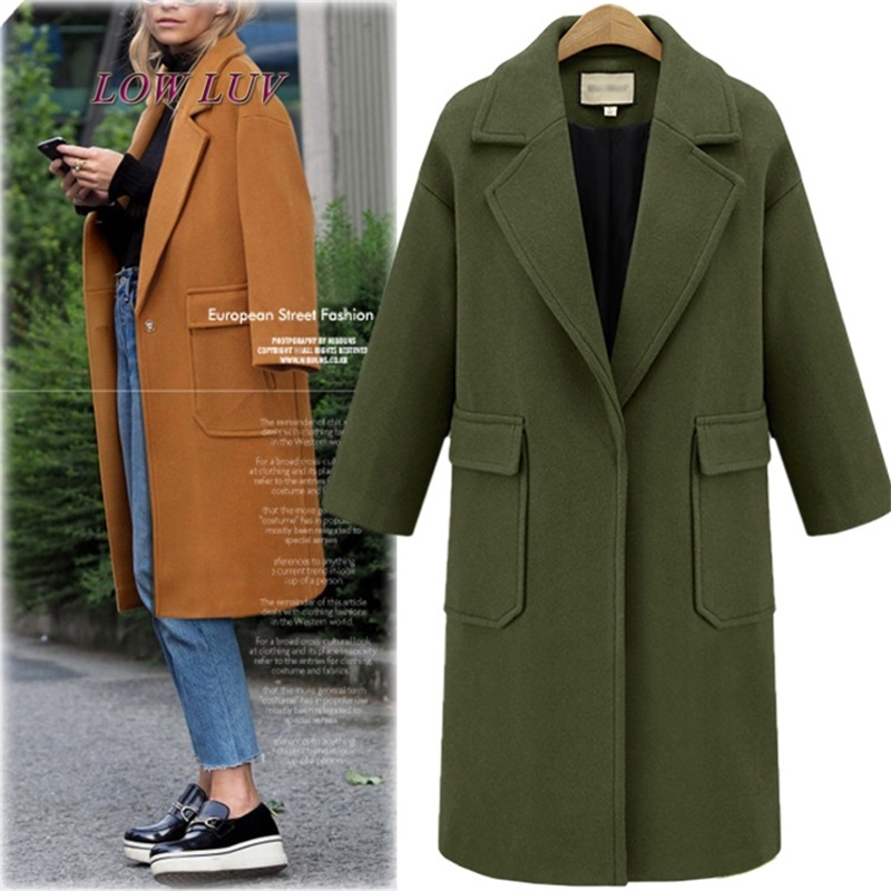 Online Get Cheap Womens Wool Coats Sale -Aliexpress.com | Alibaba ...