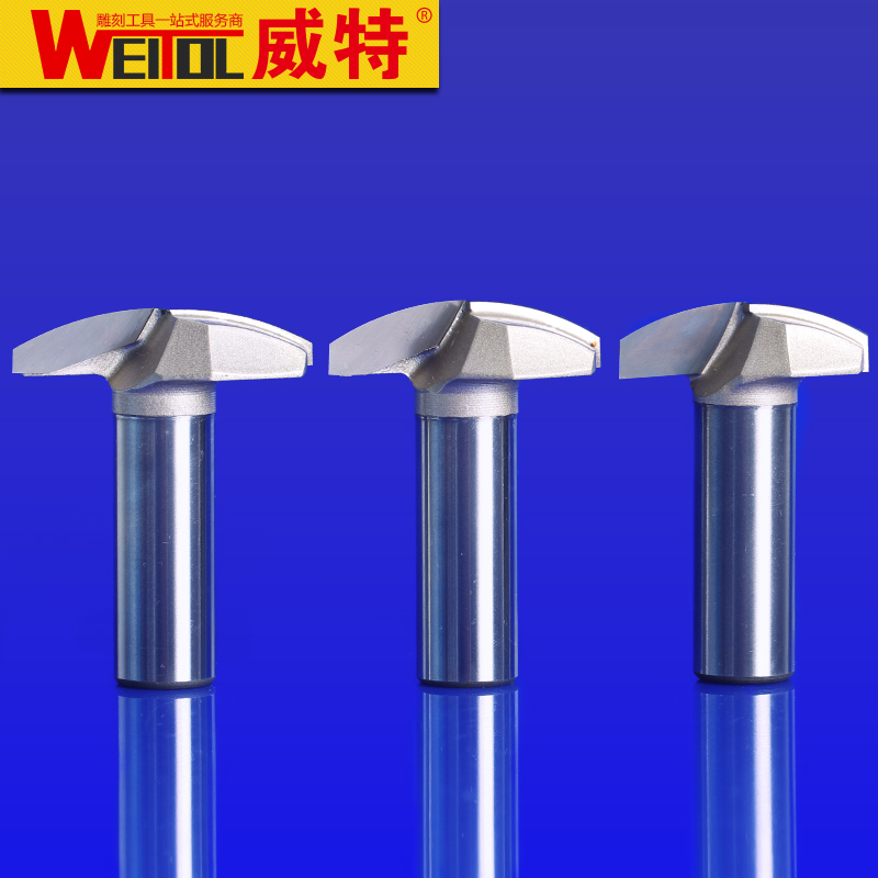 Weitol 1 pcs  12.7 mm wood cutting tools CNC Carbide tip Slotting bits CNC engraving machine thin professional Round bottom bit 1 2 5 8 round nose bit for wood slotting milling cutters woodworking router bits