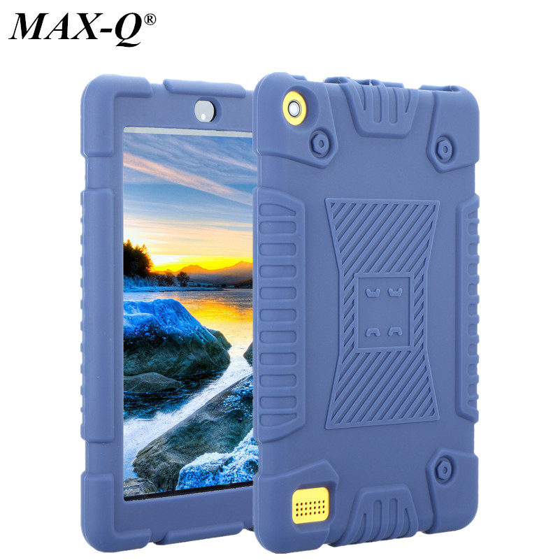 Kindle Fire 7 Case 2017 Kids Baby Safe Armor Shockproof Heavy Duty Silicone Hard Case Cover For Amazon Kindle Fire 7 Inch Tablet for new ipad 9 7 inch 2017 kickstand case heavy duty shockproof rugged armor three layer hard pc silicone full body protective