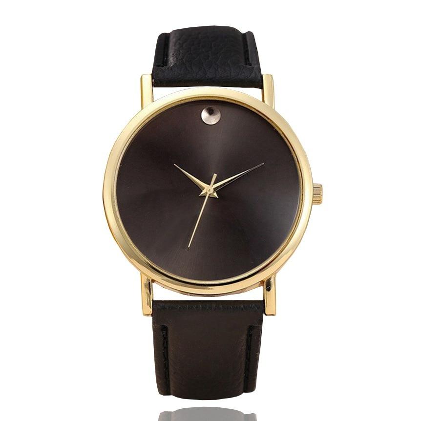 Luksus Brand Women Watch 2018 Fashion Casual Leather Quartz Watch - Dameure - Foto 4