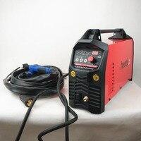 Professional 200A ACDC импульсный Tig сварочный аппарат цифровой контроль AC/DC импульсный БТИЗ инвертор газовольфрамовой сварки/MMA Сварочное оборудова