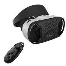 """FineFunความจริงเสมือน3D VRแว่นตาหมวกกันน็อคสำหรับ4.7 ~ 6 """"มาร์ทโฟนAndroidเสมือนแว่นตาวิดีโอ"""