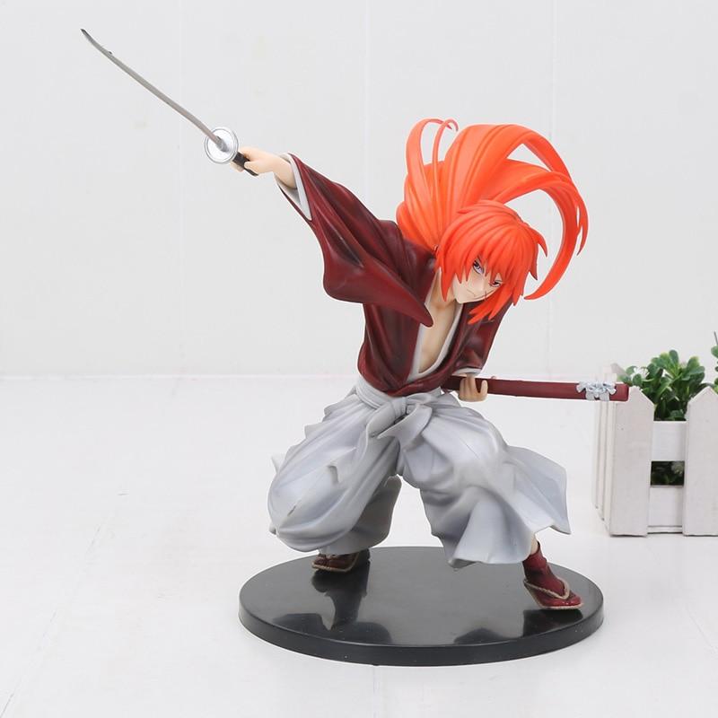 Anime Rurouni Kenshin Figure Himura Kenshin PVC Action