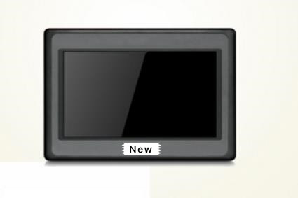 "Weintek WEINVIEW 7/"" HMI TK6070IP Touch Screen Operator Interface Panel"