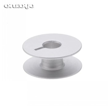 Industrial Embroidery Sewing Machine Aluminum Bobbins,Grooved bobbins,With For Jukind,Brother 55623A 1pcs image
