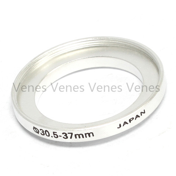 step up lens filter ring stepping adapter 30.5mm-37mm Step up Ring Filter Adapter / 30.5mm Lens to 37mm Accessory silver