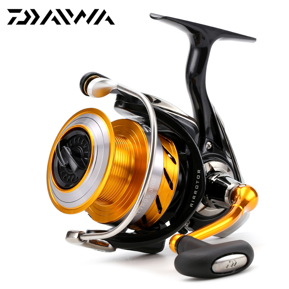 Last 3 pieces 2015 daiwa revros 5bb 4000 spinning for Bass pro fishing reels