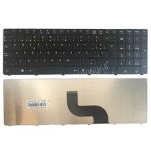 Laptop Keyboard 5742g Acer Aspire Spanish for 5742z/5742zg/5744/.. NEW