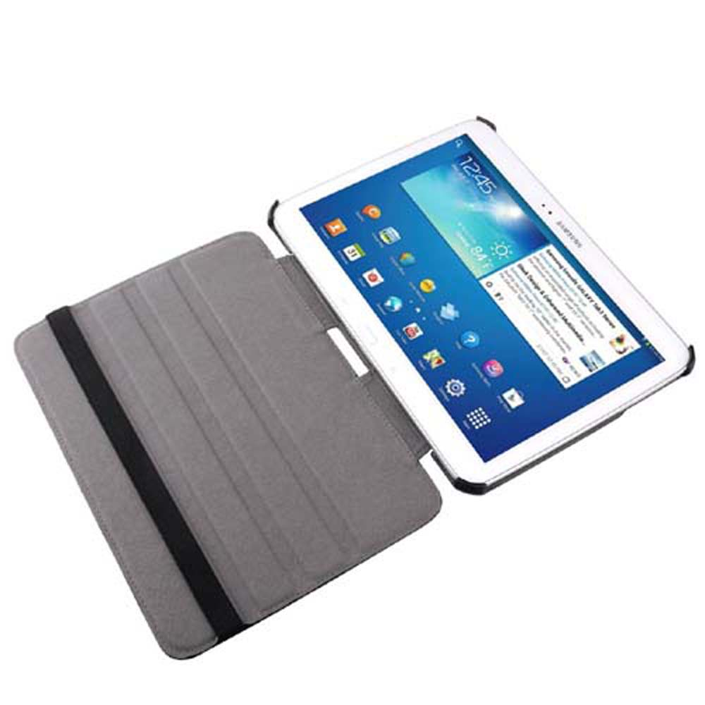 free book cover for samsung galaxy tab 3 10 1 with magnet. Black Bedroom Furniture Sets. Home Design Ideas