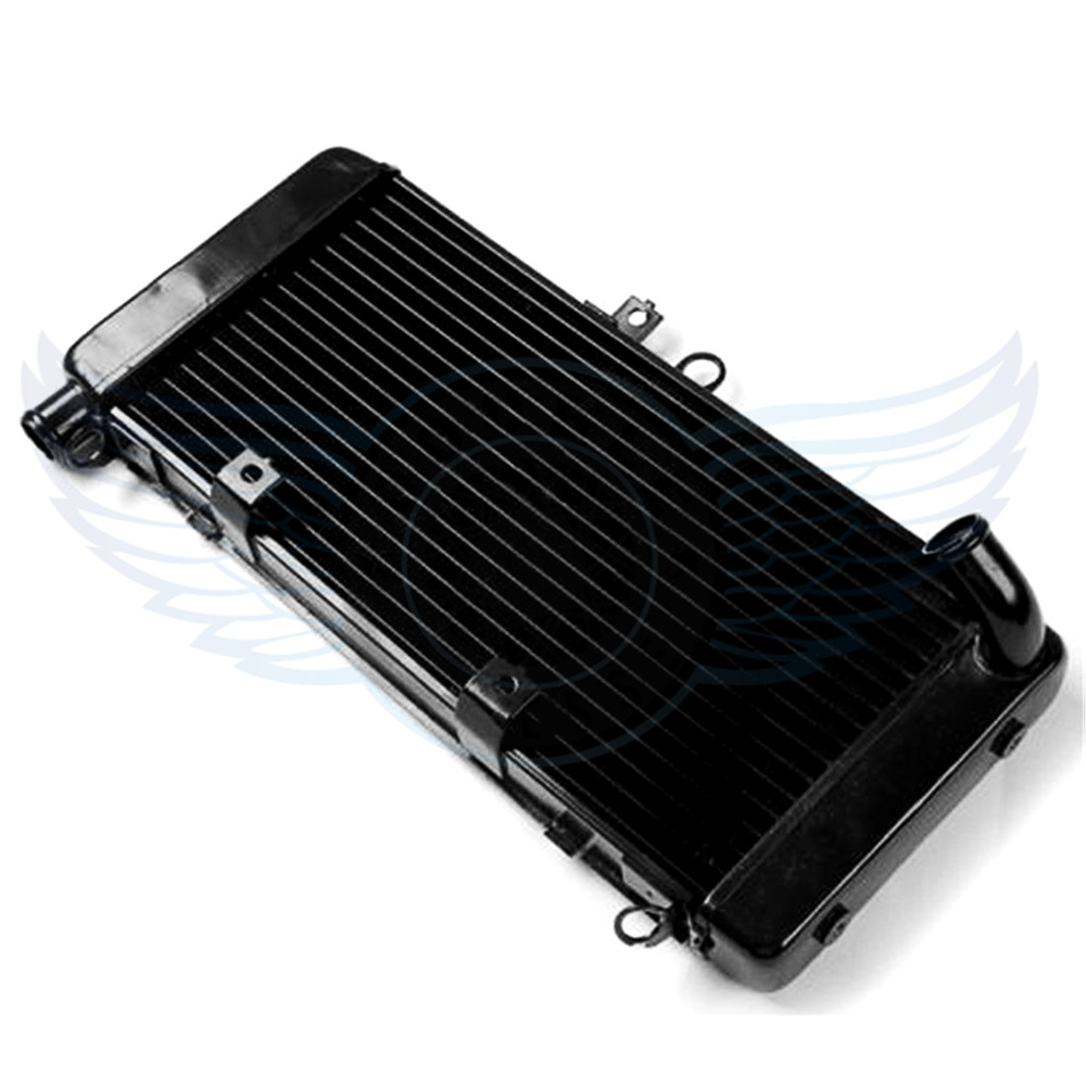 Motorcycle parts Replacement Grille Guard Cooling Cooler Radiator For Honda CB900 CB919F HORNET900 2002 2003 2004 2005 2006 2007
