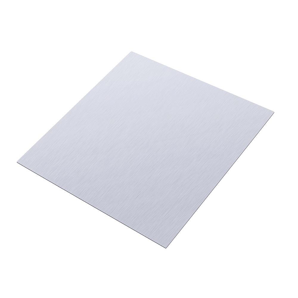 1pc 100x100x0.5mm Zinc Sheet High Purity Pure Zinc Zn Sheet Plate Metal Foil For Science/Electronic Goods