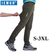 IEMUH Brand New Summer Outdoor Breathble Quick Dry Pants Women,Waterproof Trousers,Hiking Camping Climbing Fishing Pants Hi-Q
