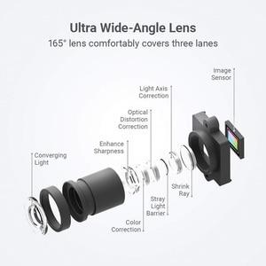 """Image 2 - YI Smart Dash Camera International Version WiFi Night Vision HD 1080P 2.7"""" Safe Reminder Dashboard Camera"""