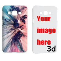 Custom 3d Plastic Photo Phone Case For Samsung Galaxy B9062 Corby 2 Epic Touch F Ace