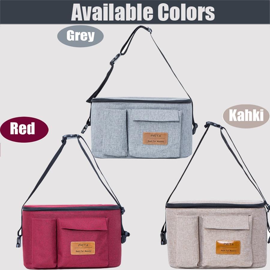 HTB1Mb0Pm JYBeNjy1zeq6yhzVXaW Diaper Bag For Baby Stuff Nappy Bag Stroller Organizer Baby Bag For Mom Travel Hanging Carriage Pram Buggy Cart Bottle Bag