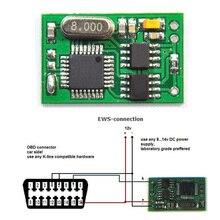 Emulador EWS2 EWS3.2 para BMW, herramienta de diagnóstico de IMMO, EWS, E34, E36, E38, E39, E46, automático, gran oferta, 2019, envío gratis