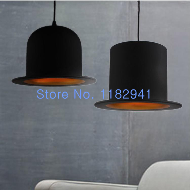 Free shipping jeeves wooster fashion bowler hat pendant light round free shipping jeeves wooster fashion bowler hat pendant light round hat pendant lamp aluminum hat lighting in pendant lights from lights lighting on aloadofball Choice Image