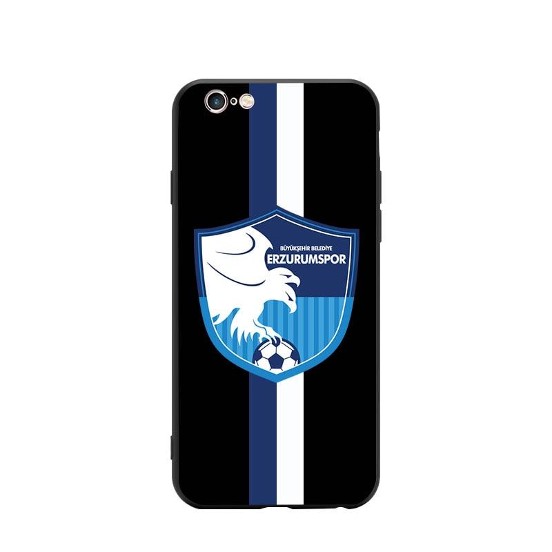 Turkey Football Soccer Bb Erzurumspor Sports Club Soft Tpu Phone Cases For Iphone 6 6s 7 7s 8s X Xr Max Silicon Case Bumper Aliexpress