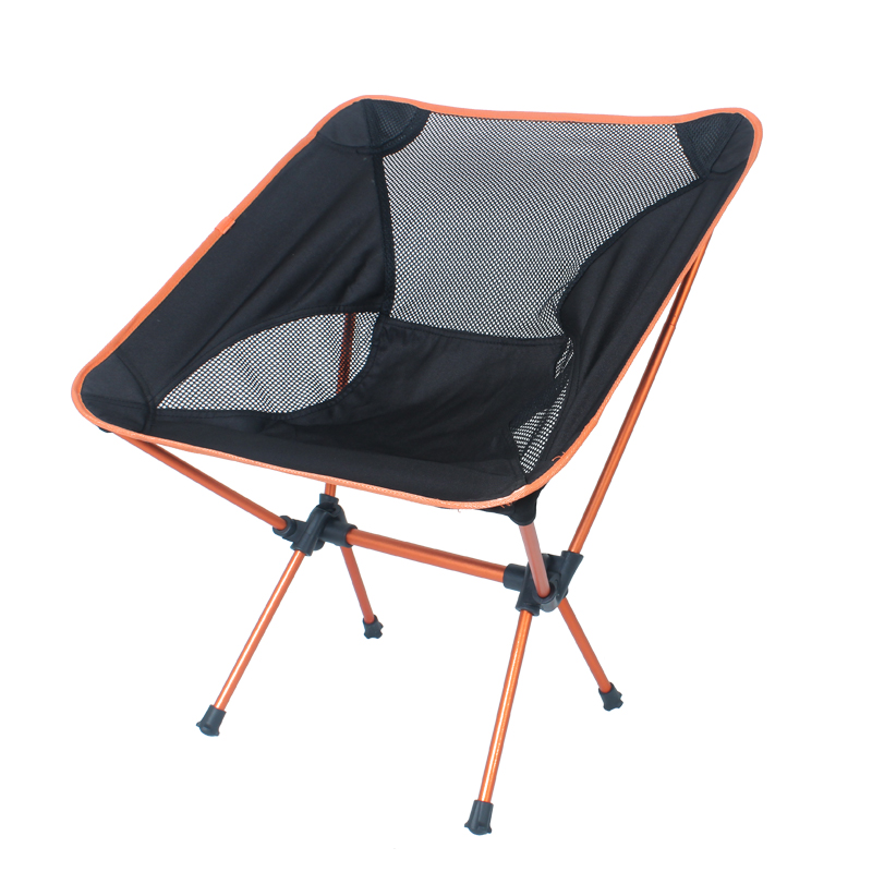 Portable Collapsible Moon Chair Fishing Camping BBQ Stool Folding Extended Hiking Seat Garden Ultralight Office Home Furniture multifunctional bamboo folding stool chair seat for kids fishing garden bamboo furniture small portable folding fishing stool
