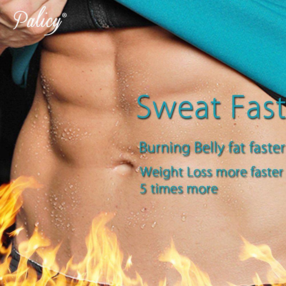 Image 2 - Spandex Wsist Slimming Belt for Men Gym Mens Underwear Bodysuit Shapers Slimming Sweat Belt Waist Cinchers Girdle Man  Plus Size-in Shapers from Underwear & Sleepwears
