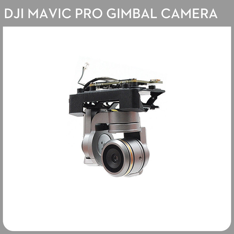 Original DJI Mavic Pro Drone Gimbal Camera FPV HD 4k Camera for Mavic pro Repair Part Accessories