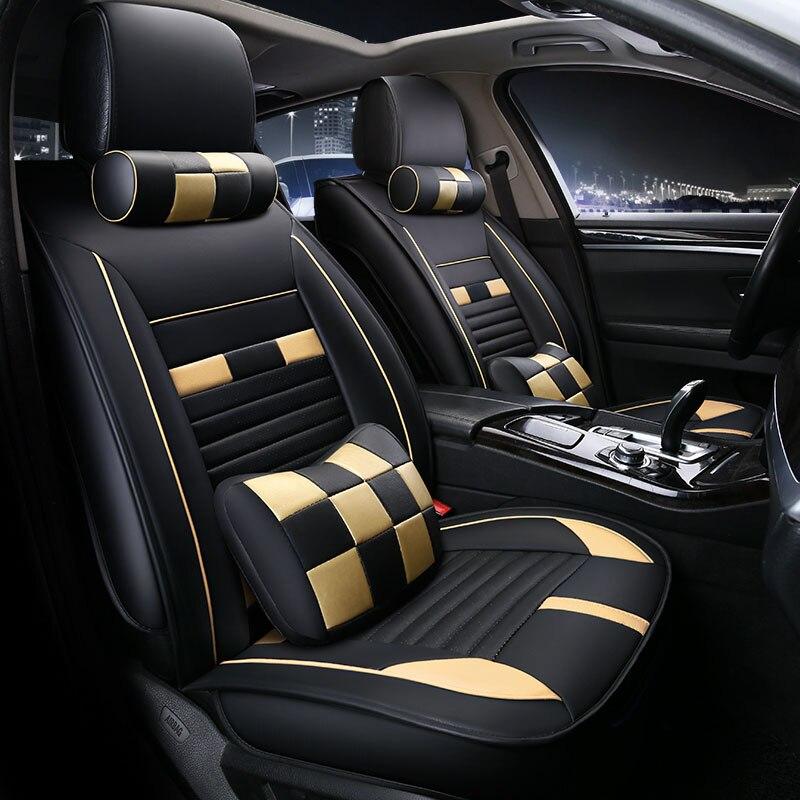 Универсальный автомобильный чехол для сиденья мест кожаные чехлы для Infiniti M45 M56 M35h M30d M37 EX35 JX35 Lexus GS300 GS350 GS430 GS450h GS250