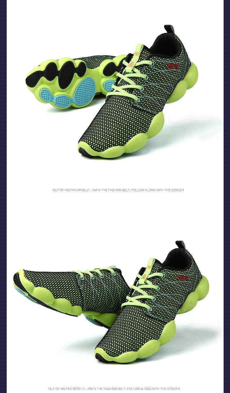 a9a0fdd9 ... 2016 New Brand Fashion Outdoor Air Walking Shoes Spring Summer  Breathable Mesh Upper Cycling Shoes Mens ...