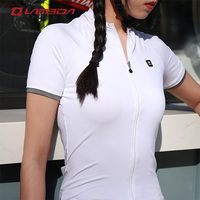 2019 Cycling Jersey Women Quick Dry Summer Bike Shirt Short Sleeve Bicycle Clothes