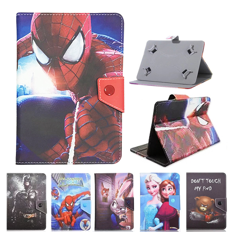 For Archos/Ginzzu/Digma/DEXP/IRBIS/OYSTERS/PRESTIGIO/ROVERPAD/TESLA 7/7.85/7.9/ 8 inch Tablet Printed PU Leather Stand Case(China)