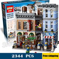 2344pcs 15011 Creator Expert Detective's Office Building Kit 3D Model Blocks Toys Bricks Compatible with Lego