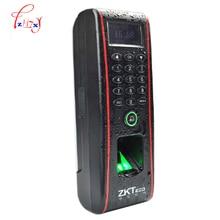 IP65 Водонепроницаемый TF1700 доступа по отпечаткам пальцев Управление и время отпечатков пальцев дверь контроля доступа машина распознавания