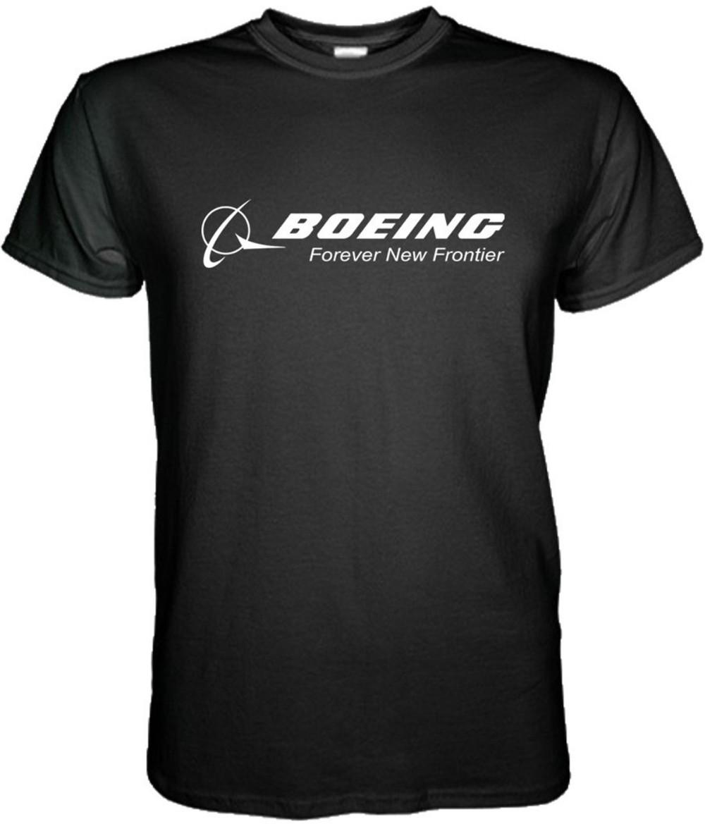 BOEING T-SHIRT Aerospace Aviation