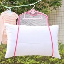 Сушильная сетка ветрозащитная сушилка мелкая сетка принт многофункциональная подушка игрушки солнце нижнее белье для сушки подушек сетка вешалка