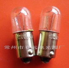 GOOD!miniature light lamp ba9s t10x28  130v 2.6w  A328