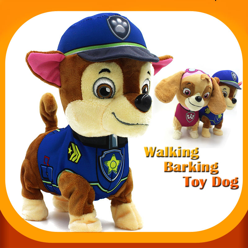 Walking Barking Toy Dog