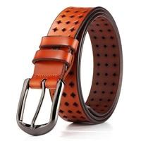 Leather Strap Female Belt Ceinture Pour Femme Fashion Womens Metal Belt Ceinture Femme Women S